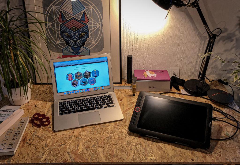 Mon petit studio