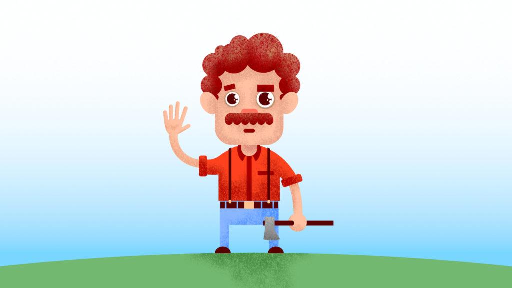 Joe the Lumberjack